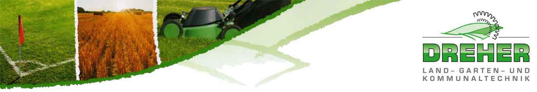 Dreher Landtechnik Logo